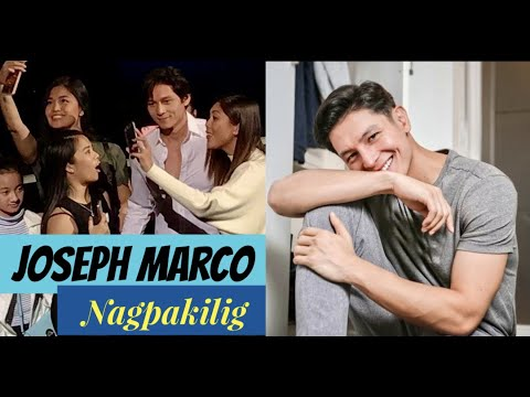 "Joseph Marco in Vancouver 2017 ""I'll be"""