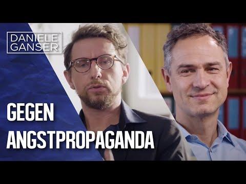 Dr. Daniele Ganser im Gespräch: Mit Liebe, Mut & Wahrheit gegen Angstpropaganda