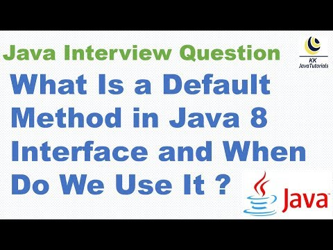 what-is-a-default-method-in-java-8-interface-and-when-do-we-use-it-?
