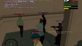 НонРП арест+Убийство на Trinity RP.