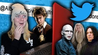 One of TheBakeey's most viewed videos: If Harry Potter Characters Had Twitter