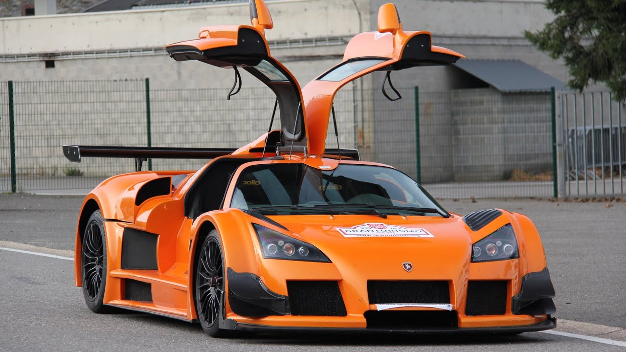 Gumpert Apollo Sport Start Up Amp Loud Acceleration Sounds