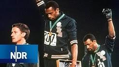 Olympia in Mexiko '68: Black Power - eine Geste geht um die Welt | Sportclub Story | NDR Doku