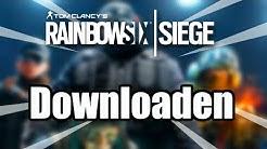 Rainbow Six Siege Download Guide Deutsch PC [Steam, Uplay] 2020 - How to Download Rainbow Six Siege