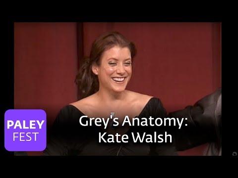 Grey's Anatomy  Kate Walsh on Playing Addison