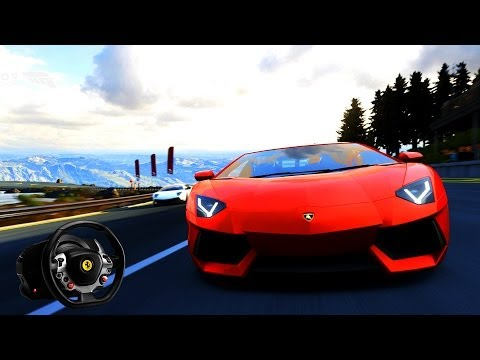 Forza 5 Extreme Wheel Racing | High Speed Forza Wheel Mayhem