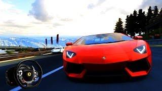 Forza 5 Extreme Wheel Racing | High Speed Forza Wheel Mayhem