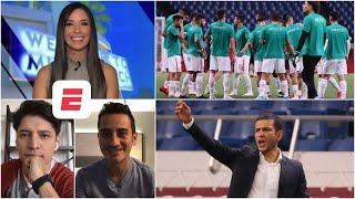 México SACA LA CALCULADORA. ¿Cómo se clasifica el Tri Olímpico a cuartos en Tokio? | Exclusivos