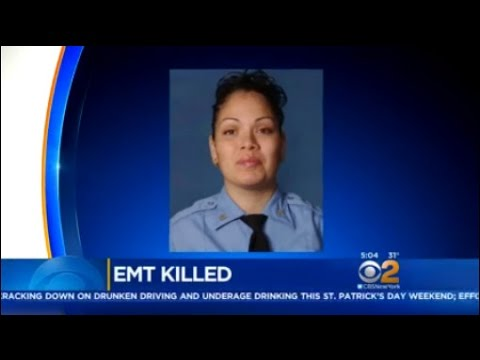 Remembering EMT Killed In The Bronx
