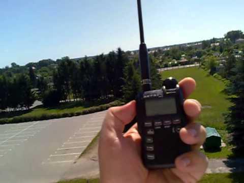 NKT R3 + Nagoya NA 775, skuteczność anteny z przemiennikami 80 km