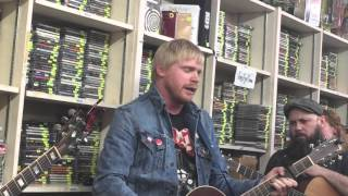 "Todd Farrell Jr ""Paper Napkins"" 12/5/15 Arkansas Record-CD Exchange Little Rock, AR HHO15"