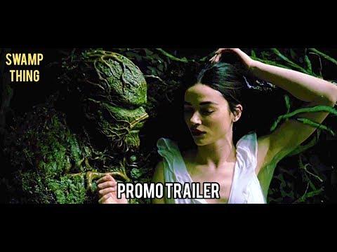 Болотная тварь / Swamp Thing | Промо-трейлер (2019) Джеймс Ван