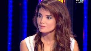 Sofia Marikh صوفيا المريخ في برنامج سهران معاك الليلة
