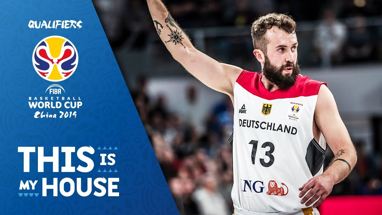 Germany's Best Plays of the FIBA Basketball World Cup 2019