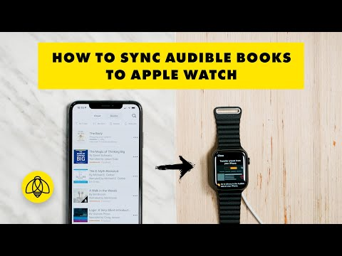 How To Sync Audible Books To Apple Watch (2020)