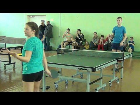 Table Tennis Coaching. Настольный теннис Часть 3