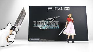 The Ultimate Final Fantasy VII Remake Unboxing (Collector's Edition, Consoles, Vinyl Soundtrack)