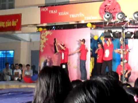 Khai mạc Trại Xuân Nguyễn Hữu Cầu 2010