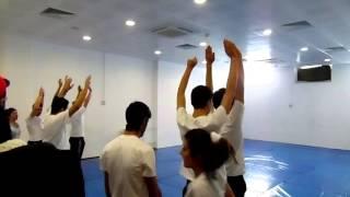 Erzincan Üniversitesi Beden Eğitimi ve Spor Öğretmenliği 1. Sınıf Jimnastik Sınavı