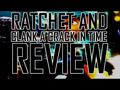 Ratchet and Clank A Crack in Time review