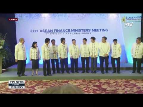 Pagdaraos ng 3rd #ASEAN Finance Ministries' Meeting sa Cebu, matagumpay