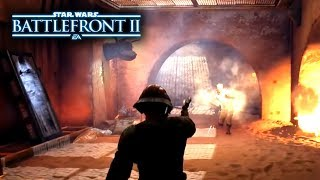 Star Wars Battlefront 2 - FIRST GAMEPLAY of DLC Season 2! New Skins & Jabba's Palace! Han Solo DLC