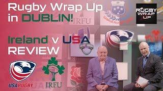 November Test Rugby: George Hook, Matt McCarthy on Joe Schmidt, Rugby Cabal, Farrells, More