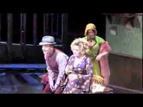 David Rossetti as Rooster Hannigan 10-20-13