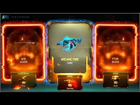 """13 WINS TO GO! BLACK OPS 3 """"GRAND SLAM"""" WEAPON BRIBE SUPPLY DROP OPENING  (FREE BO3 DLC WEAPONS)"""