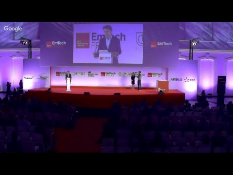 EmTech France 2017 - Live Streaming Day 2