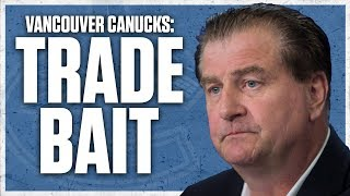 Why the Canucks Could Go After Brenden Dillon At the Trade Deadline