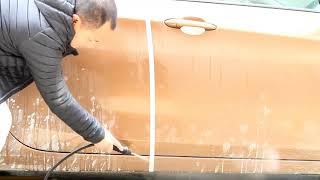 셀프세차 스팀청소기 쉬운 가정용 오염제거 셀프청소