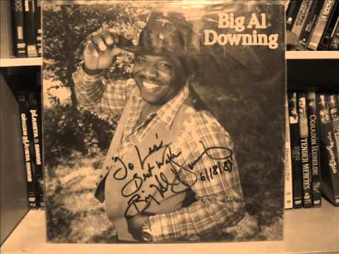 BIG AL DOWNING - DOES HE KNOW ABOUT ME 1982