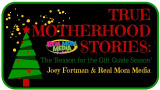 #RealMomGiftGuide Reason for the Season
