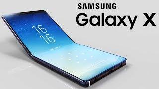 Samsung Galaxy X Con pantalla Plegable