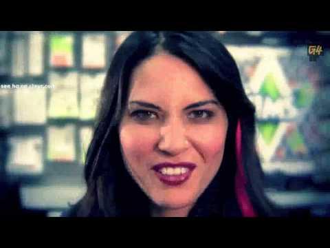 Video Game Girl Nerf Herders Parry Gripp Music Video Vanessa