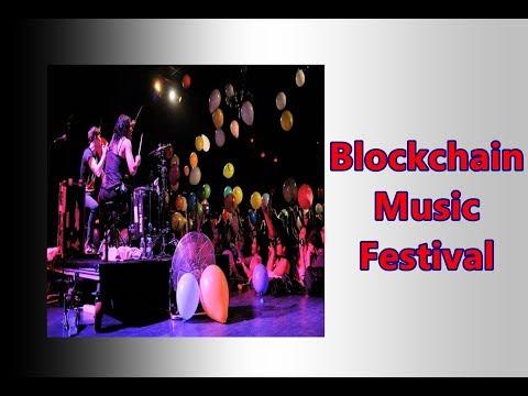 Blockchain Music Festival || CNA सच ||