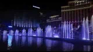 in dubai Fountains My Heart Will go