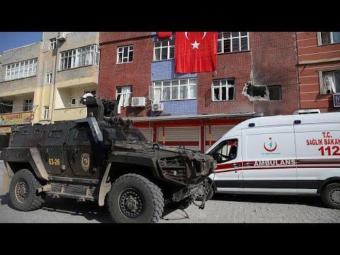 اليوم السادس: آخر مستجدات العملية العسكرية التركية في شمال سوريا…  - نشر قبل 2 ساعة