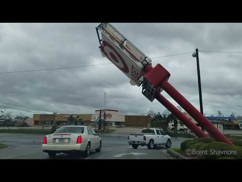 Hurricane Michael Aftermath - Panama City Florida 2018