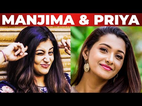 EXCLUSIVE: Manjima Mohan & Priya Bhavani Shankar For Jiiva - Arulnithi Project!