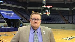 Coach Slessinger recaps Saturday win vs GSU