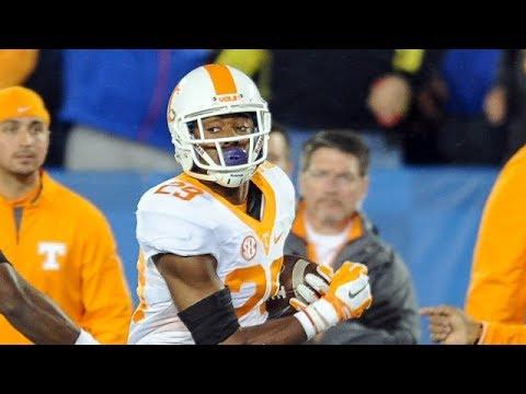 Evan Berry (Tennessee S) vs South Carolina 2016