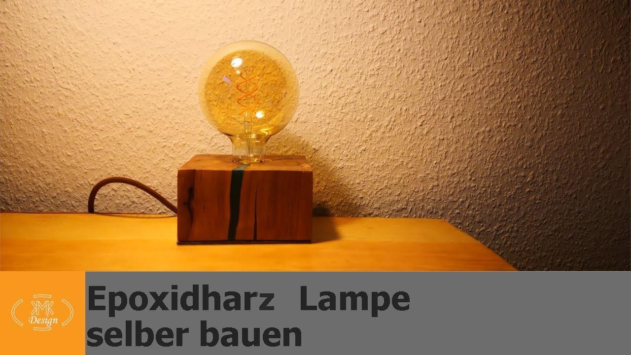 Epoxidhartz Lampe Einfach Selber Basteln Fur Anfanger Polyesterhartz Hartz Gunstig Farben