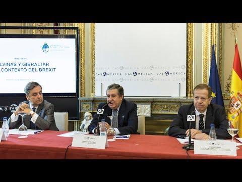 Malvinas y Gibraltar en el contexto del Brexit