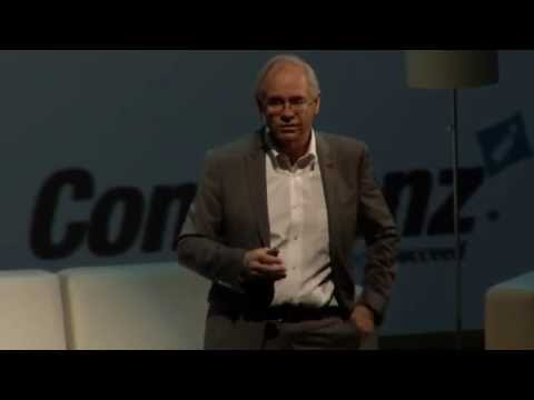 The next frontier: Staying ahead of the innovation curve - Tom Soderstrom   CIO Summit 2015