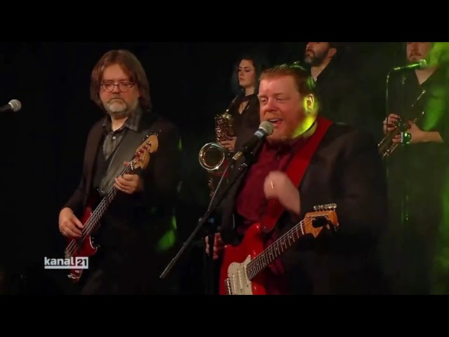 Danny Bryant Bigband - Means Of Escape (live)