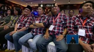 Video live debat cagub - cawagub pilkada DKI 2017 sesi ketiga (3) download MP3, 3GP, MP4, WEBM, AVI, FLV Desember 2017