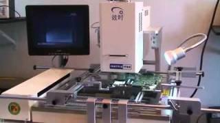 Chipset - GAP ELEKTRONIKA 2000 Ремонт BGA