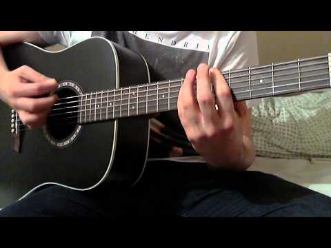 Nirvana - Polly Acoustic Guitar Cover (HD) (Nevermind Album)